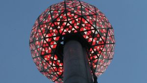 When Was the First Times Square Ball Drop?