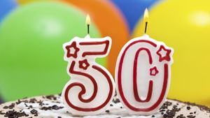 What Are Some Themes for a 50th Birthday Party?