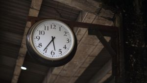 What is time zone fallout?