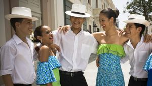 What Is the Traditional Dress of Puerto Rico Like?