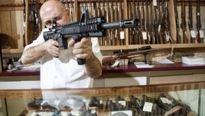 How are used gun sales regulated?