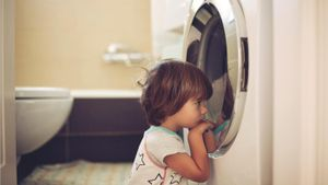How do you wash clothes without shrinking them?