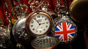 How do you wear a pocket watch?