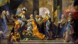 What Were the Major Accomplishments of Louis XVI?