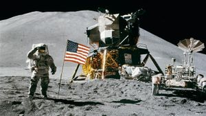 Were the moon landings a hoax?