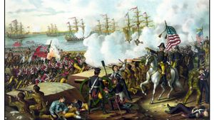 What were some results of the War of 1812?