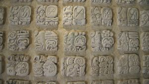 What Were Three Major Achievements of the Mayan Civilization?