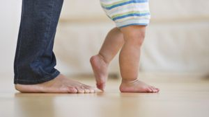 What Age Do Feet Stop Growing?