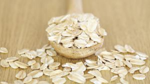 What are oats made of?
