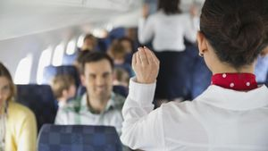 What Do Flight Attendants Say Before Take Off?