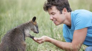 What Do Wallabies Eat?