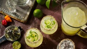 What can you mix with Patron tequila?