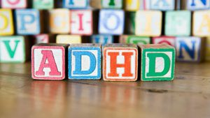 "What does ""ADHD"" stand for?"