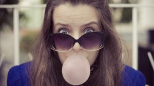What is chewing gum made of?