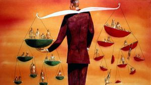 What is meant by ethical dilemma?
