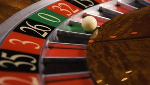 What is the highest number on a roulette wheel?