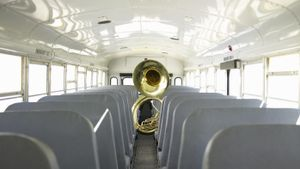 What is the largest brass instrument?
