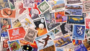 What is a person who collects stamps called?
