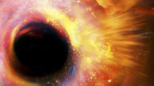 What Is the Temperature of a Black Hole?