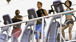 What Muscles Does the StairMaster Work?