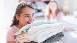 At What Temperature Setting Should You Wash Your Towels?