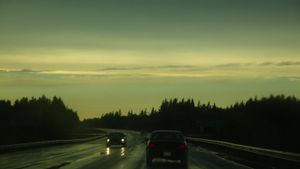 When Should You Dim Your High Beams?