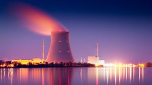Where can nuclear energy be found?