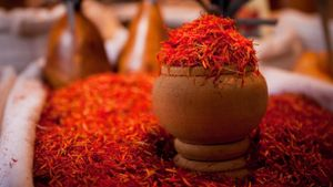 Where Does Saffron Come From?