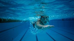 Why Is Swimming Good for You?