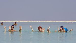 Where Did the Dead Sea Get Its Name?