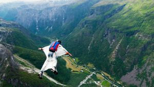 What Is Wingsuit Flying?