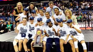 Which women's college basketball program has won the most championships?