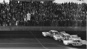 Who won the first Daytona 500?