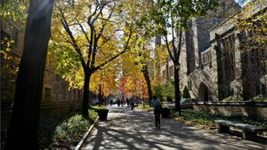 Where Is Yale University Located?
