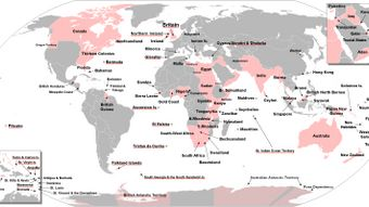 World History: What Were Countries of the British Empire?
