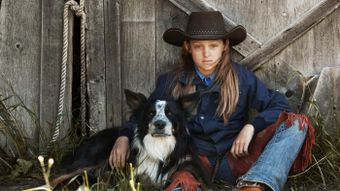 How Can One Dress Like a Cowgirl?