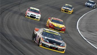 Why Do Cars in NASCAR Races Always Turn Left?