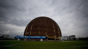 Where is CERN located?