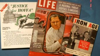 What happened to Jimmy Hoffa?