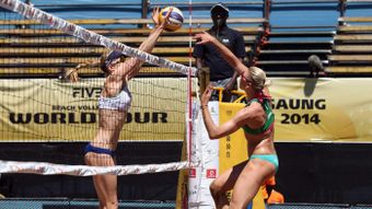 What Is the Height of the Net in Volleyball?