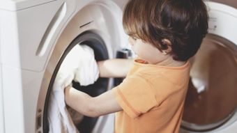 Who invented the washing machine?