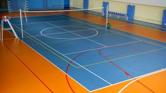 What Is the Length and Width of a Volleyball Court?