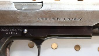 How Do You Find Out the Worth of a Pistol?
