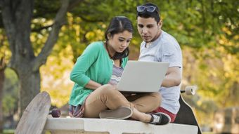 What is a student portal?