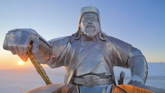 How Tall Was Genghis Khan?