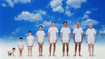 What Is a Teenage Male Growth Spurt?