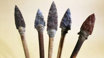 What weapons did the Babylonians use?