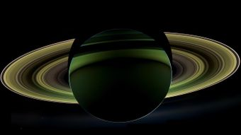 What Causes the Cassini Division in Saturn's Rings?
