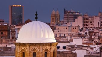 Tunis Is the Capital of Which Country?