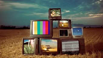 When Did the First Color TV Come Out?